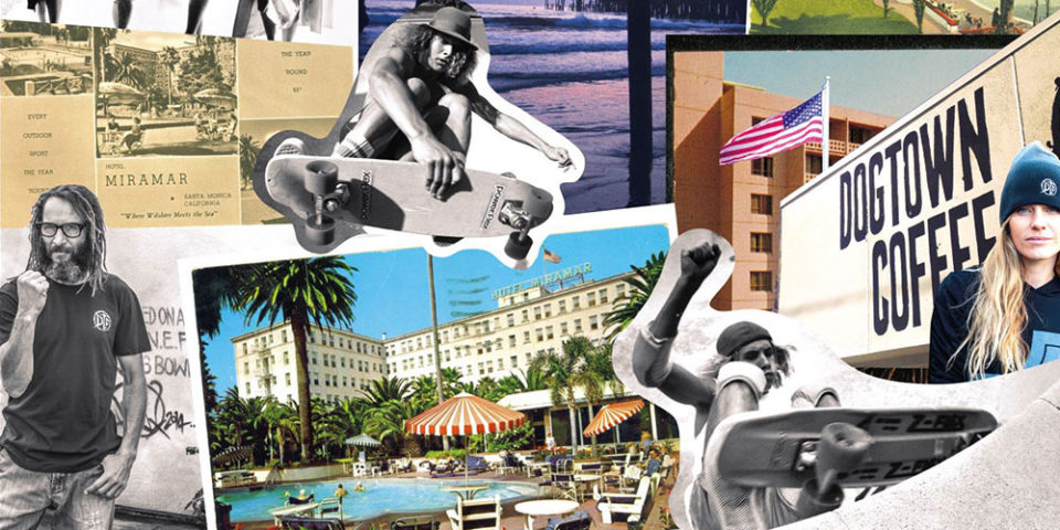 New at the Fairmont Miramar, Dogtown Coffee Honors the Z-Boys' Skateboard and Surf Culture
