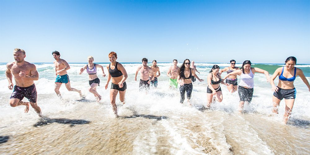 Sun, Sand, and Sweat: Working Out With the Fitness Communities of Santa Monica Beach