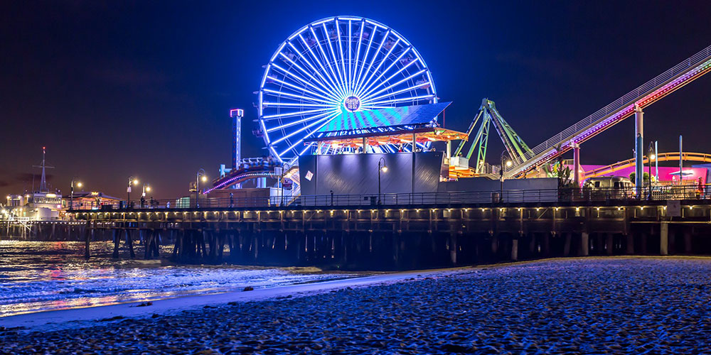 A Family-Friendly Escape to Santa Monica