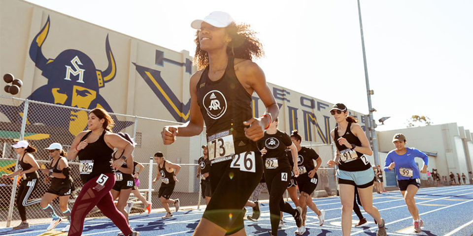 Pounding the LA Pavement with adidas Runners