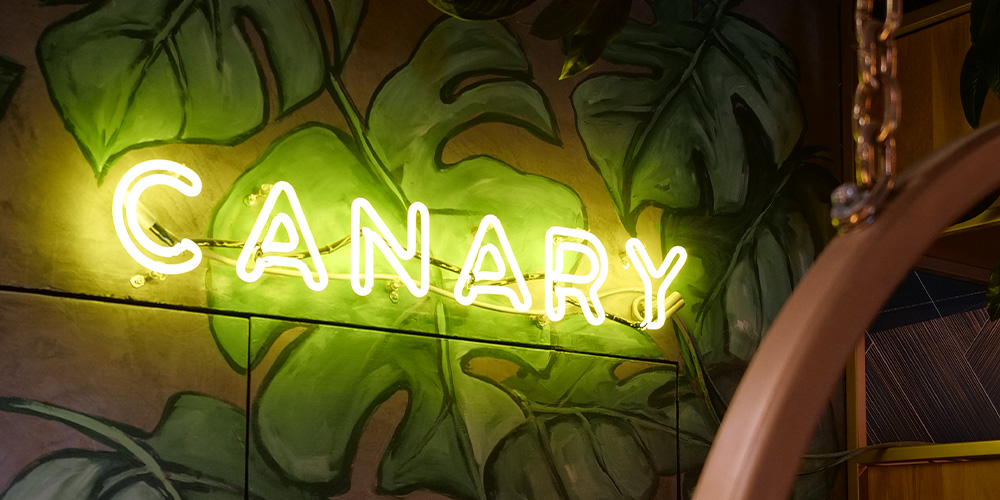 Santa Monica's Canary Cocktail Lounge Takes Flight With Tropical Drinks and Cool Jazz
