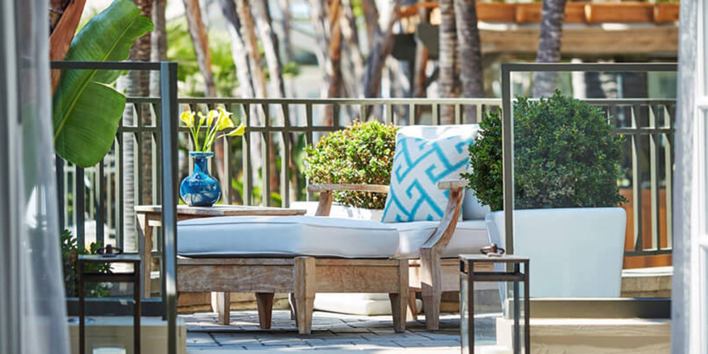 A Blissfully Safe, Contactless Travel Experience: The Bungalows at the Fairmont Miramar