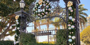 Make the Fairmont Miramar Your Home This Holiday Season